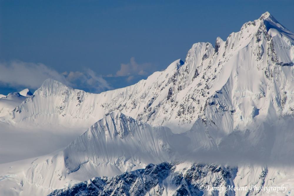 Fairweather peak