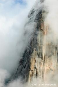 El Capitan Clouds