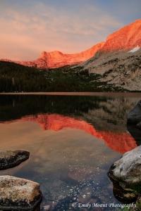 Yosemite Alpenglow
