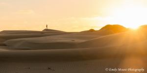 Sunset Stroll