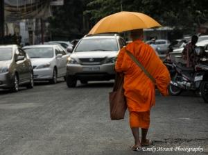 Phnom Penh Monk